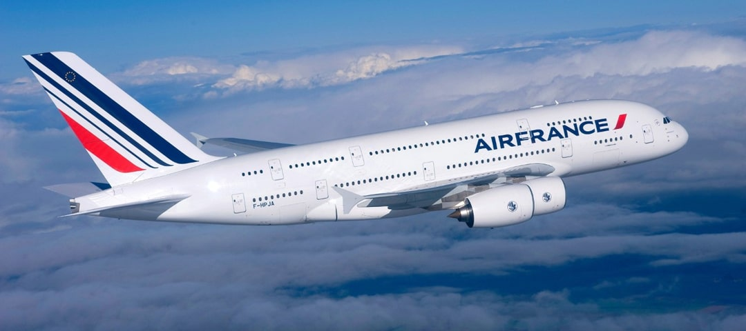 Air France business class flights