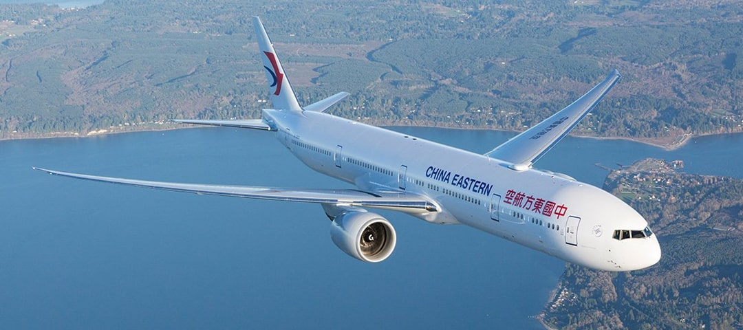 China Eastern business class flights