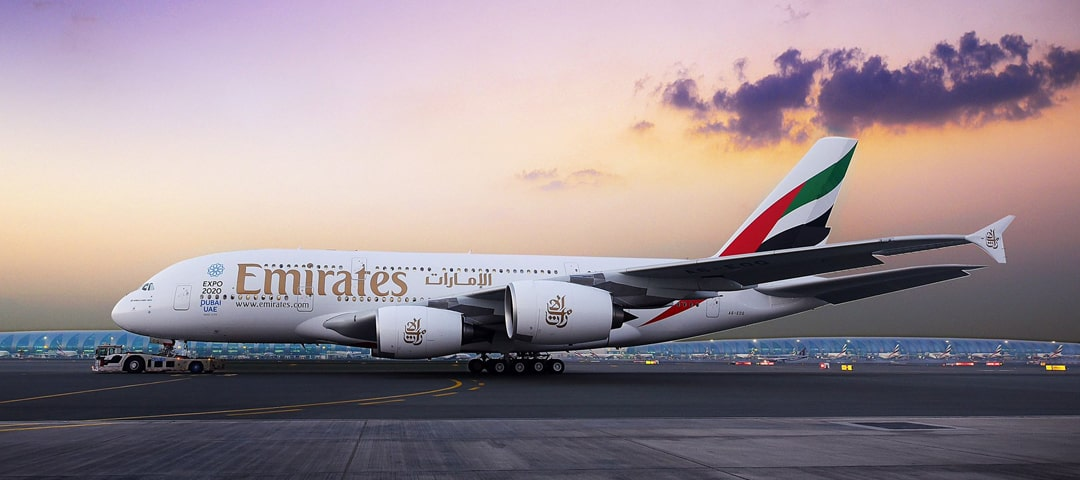 Emirates business class flights