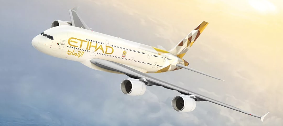 Etihad business class flights