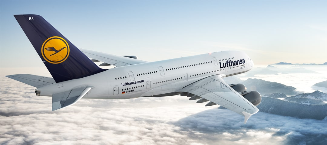 Lufthansa business class flights