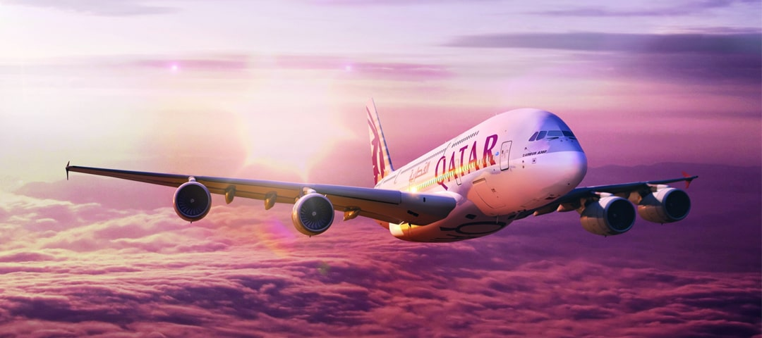 Qatar Airways business class flights
