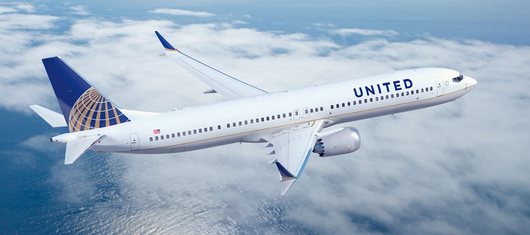 United business class flights