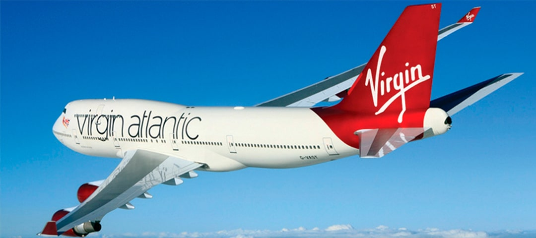 Virgin Atlantic business class flights